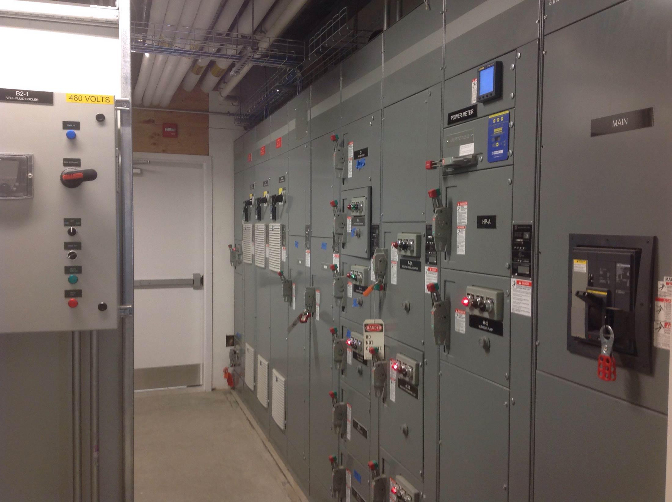 Casella Juniper Ridge Landfill | DeBlois Electric | Electrical ...