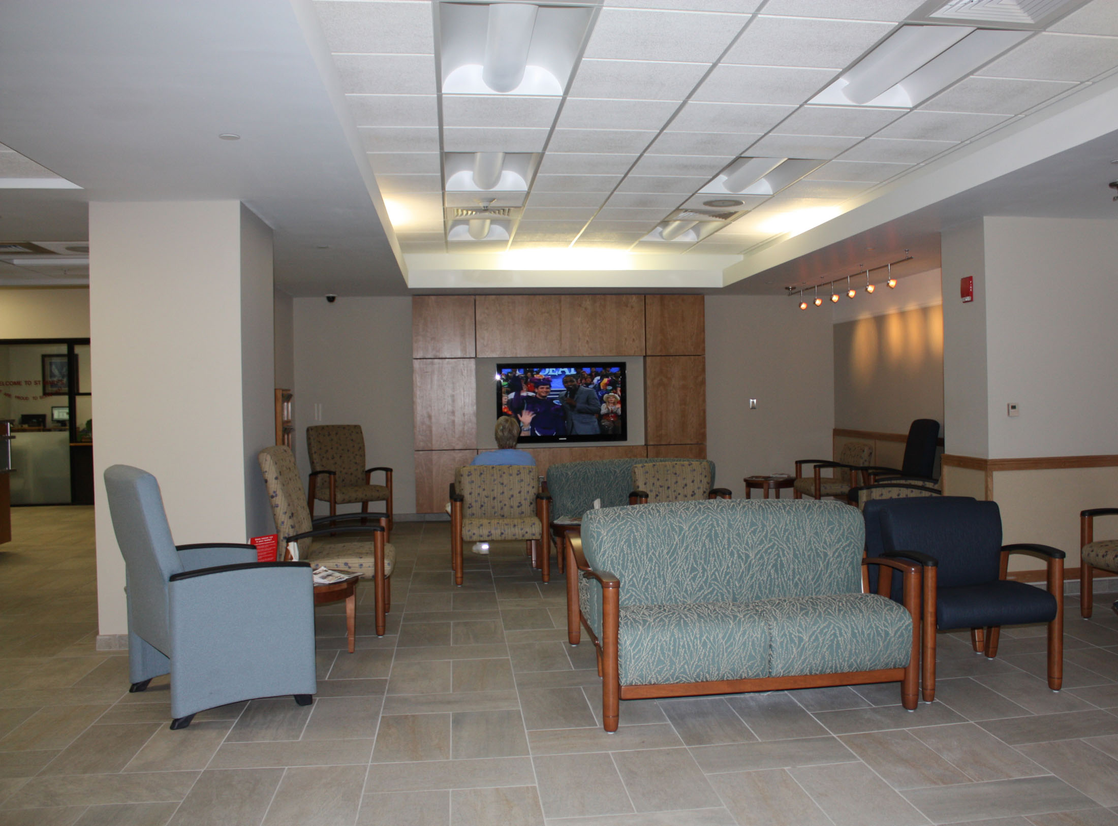 St. Mary\'s Regional Medical Center | DeBlois Electric